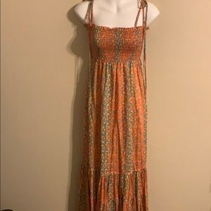 NWT Blue Life summer breeze maxi dress xs/s